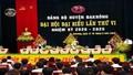 Bí thư huyện ủy Đakrông Nguyễn Trí Tuân tiếp tục đắc cử