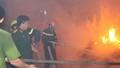 Hơn 40 ki-ốt chợ Bộng (Hà Tĩnh) bị thiêu rụi trong đêm