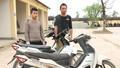 Hà Tĩnh: Bắt ổ nhóm trộm, tiêu thụ xe máy xuyên quốc gia