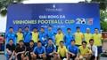 Cư dân Vinhomes rộn ràng dự lễ khai mạc Giải bóng đá Vinhomes Football Cup 2015