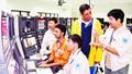 Giám sát thực hiện phòng, chống dịch Covid-19 đối với doanh nghiệp sử dụng lao động người nước ngoài