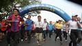Hơn 400 vận động viên tham gia giải Việt dã lần thứ 38