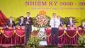 97,85% Đảng bộ, Chi bộ cơ sở của Thái Bình hoàn thành tổ chức Đại hội