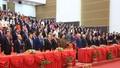 Phó Chủ tịch Thường trực Quốc hội Tòng Thị Phóng dự Khai mạc Đại hội đại biểu Đảng bộ tỉnh Thái Bình lần thứ XX