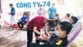 Nhiều cán bộ, công nhân, người lao động Công ty 74 (Binh đoàn 15) tình nguyện hiến máu