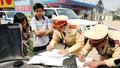 Nguyên tắc áp dụng mức phạt tiền đối với vi phạm giao thông