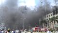 Cháy lớn kéo dài hơn 3 giờ tại Khu công nghiệp Trà Nóc, Cần Thơ