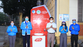Bàn giao trạm rửa tay dã chiến phòng, chống dịch bệnh Covid-19 tại Ga Phủ Lý