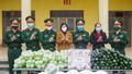Hội Phụ nữ huyện Thanh Liêm tặng nhu yếu phẩm ủng hộ phòng, chống dịch Covid-19