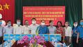 LĐLĐ huyện Kim Bảng ủng hộ vật tư phòng, chống dịch Covid-19