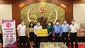 Doanh nghiệp hỗ trợ người nghèo và phòng, chống dịch Covid-19 ở Hưng Yên