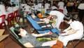 Hơn 400 tình nguyện viên của TP Ninh Bình tham gia hiến hơn 300 đơn vị máu