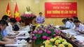 Hà Nam thống nhất nội dung các văn kiện trình tại Đại hội đại biểu Đảng bộ tỉnh lần thứ XX