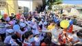 """Ninh Bình: Trường bất ngờ bị chuyển, hàng trăm học sinh tiểu học """"mất"""" khai giảng"""