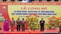 Ninh Giang trở thành xã đầu tiên đạt chuẩn nông thôn mới kiểu mẫu tại huyện Hoa Lư (Ninh Bình)