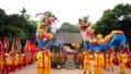 Thực hiện các nghi lễ truyền thống tại Lễ hội Hoa Lư năm 2021