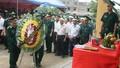 Truy phong, thăng hàm cho 2 chiến sĩ hy sinh tại cửa khẩu Quảng Ninh