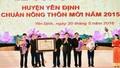 Thanh Hóa: nợ đọng gần 1000 tỷ đồng trong xây dựng nông thôn mới
