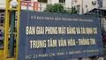 Bắt giam Phó  giám đốc Ban giải phóng mặt bằng - tái định cư Tp Thanh Hoá