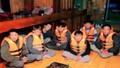 Thanh Hoá: Giải cứu thành công 7 ngư dân gặp nạn trên biển