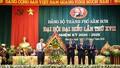 Bộ trưởng Bộ Tư pháp Lê Thành Long tham dự Đại hội Đại biểu Đảng bộ thành phố Sầm Sơn lần thứ XVII