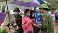 Cách ly tập trung 237 lưu học sinh Lào tại Hà Tĩnh