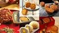 Bánh trung thu đa sắc màu trên toàn thế giới