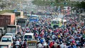 Vấn nạn đô thị đã trở lại thách thức Tp Hồ Chí Minh