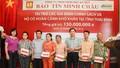 Bảo Tín Minh Châu trao từ thiện 150 triệu đồng tại Thái Thụy - Thái Bình