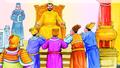 Chuyện gặp may trong vận rủi của Thiên Sách Vương