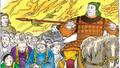 Bi thảm số phận các bà hoàng cuối thời Lê Sơ