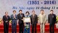 Tưng bừng kỷ niệm 60 năm ngày thành lập Nhà hát Ca múa nhạc Việt Nam