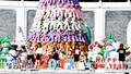 Giáng sinh rộn ràng ở Asia Park