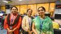 Chuyện ba nữ khoa học gia đưa Ấn Độ vào vũ trụ