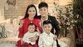 Bộ ảnh vui vẻ của gia đình Ưng Hoàng Phúc