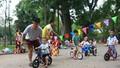 Hàng trăm em nhỏ tham gia 'Cua rơ nhí' 2017