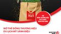 Cơ hội mua sắm và du lịch Mỹ trị giá 200 triệu đồng với thẻ đồng thương hiệu LOTTE Mart – Maritime Bank