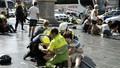 Khủng khiếp loạt vụ tấn công khủng bố ở Tây Ban Nha
