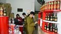 Hà Nội: Kiểm tra việc sản xuất, kinh doanh rượu