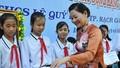 Bà Trần Thị Hương – Phó Chủ tịch Hội Liên hiệp Phụ nữ Việt Nam: Tăng cường bảo đảm thi hành án sau ly hôn để trẻ em không còn bị bạo hành
