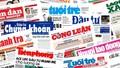 Lĩnh vực báo chí năm 2017: Doanh thu phát sinh ước đạt hơn 13.000 tỷ đồng
