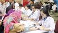 Bàn giao 7 bác sĩ trẻ về công tác tại huyện khó