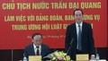 Hội Luật gia Việt Nam: Cần đẩy mạnh hoạt động tư vấn pháp luật, trợ giúp pháp lý miễn phí