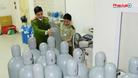 Bộ công thương đề xuất cấm sử dụng khí cười (N20) trong vui chơi, giải trí