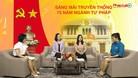 """Sức lan tỏa từ cuộc thi trực tuyến """"Sáng mãi truyền thống 75 năm ngành Tư pháp Việt Nam"""""""