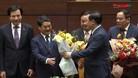 Quốc hội phê chuẩn 2 phó thủ tướng và 12 thành viên Chính phủ mới