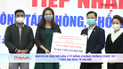 Báo PLVN ủng hộ gần 3 tỷ đồng ủng hộ phòng, chống dịch Covid-19 trên địa bàn TP Hà Nội
