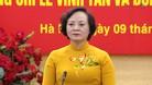 Tân Bộ trưởng Bộ Nội vụ bà Phạm Thị Thanh Trà nhận chuyển giao nhiệm vụ từ người tiền nhiệm