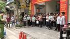 Hà Nội: Phường Hàng Gai tổ chức tuyên truyền, đảm bảo an toàn PCCC trong thời gian diễn ra bầu cử Đại biểu Quốc hội khóa XV