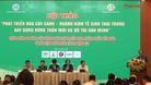 Hội thảo Phát triển Hoa Cây cảnh - Ngành kinh tế sinh thái trong xây dựng Nông thôn mới và Đô thị văn minh